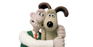 Photo courtesy of Aardman Animations