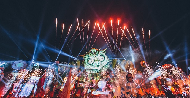Electric Daisy Carnival Lineup and EDC Week Las Vegas Events