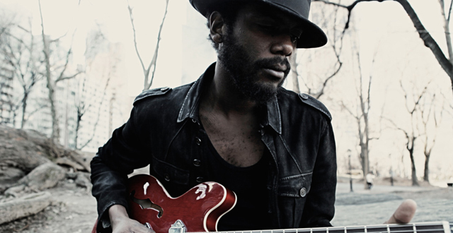 Gary Clark Jr. with Shakey Graves at the Masonic