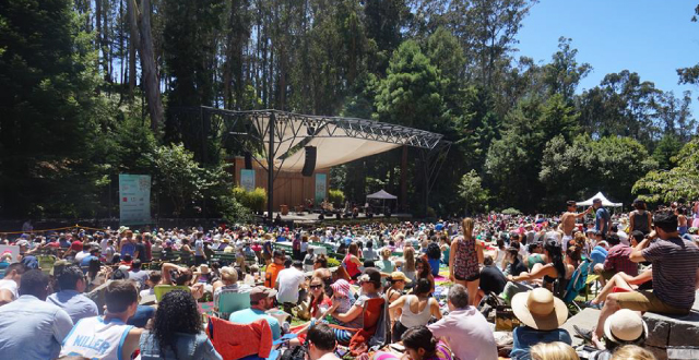 Stern Grove Festival Full Lineup of Free Concerts Announced
