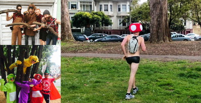 25 Fun & Easy Bay to Breakers Costumes