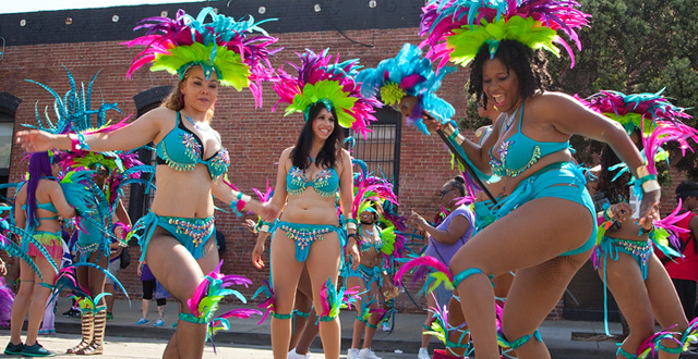 Photos: Carnaval in The Mission