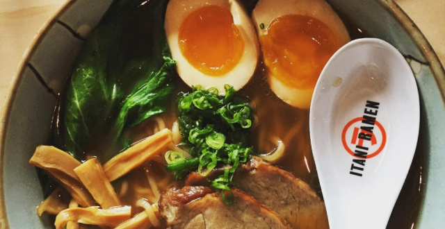 Oakland's Itani Ramen is Now Officially Open