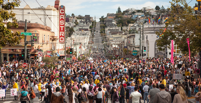 SF Pride Events - Things to Do in San Francisco SF Station