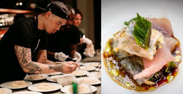 Farm to Fork Pop-Up Dinner DocuSeries Kicks Off with Chef Tu David Phu