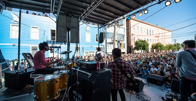 Free Event: Newly Expanded 20th Street Block Party Lineup Announced