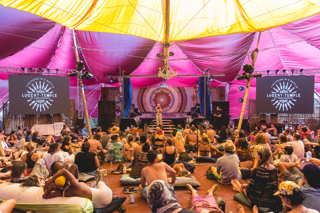 Lightning in a Bottle: A Festival for the Mind, Body and Soul - Relax Your Mind