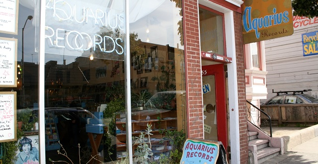 SF's Oldest Indie Vinyl Shop Aquarius Records to Close, New Successor Named