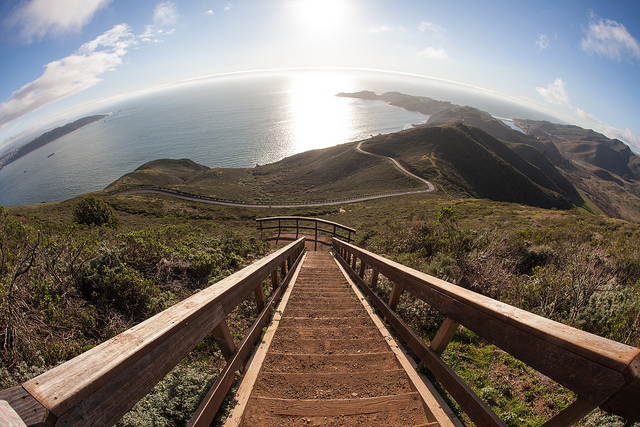 Construction 129, Marin Headlands, Photo by: Matt Biddulph