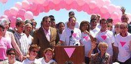 twin peaks pink