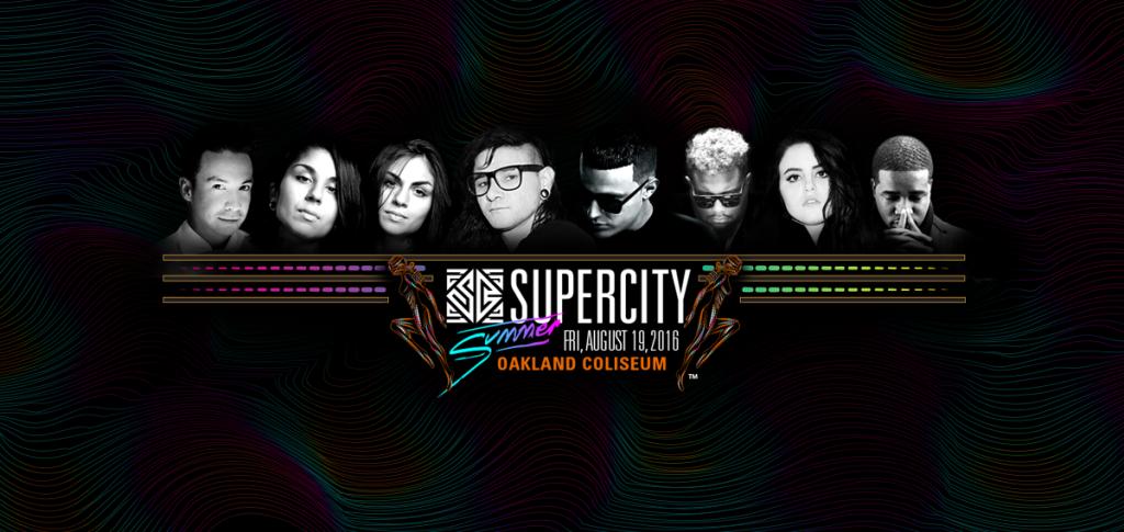 Oakland's SuperCity Summer Lineup Has Arrived - EDMTunes