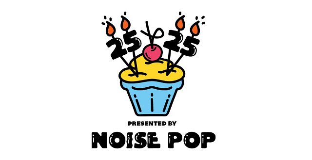 Noise Pop Festival Announces New '25 To 25′ Event Series to Celebrate Its 25th Edition