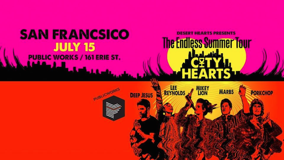city hearts sf