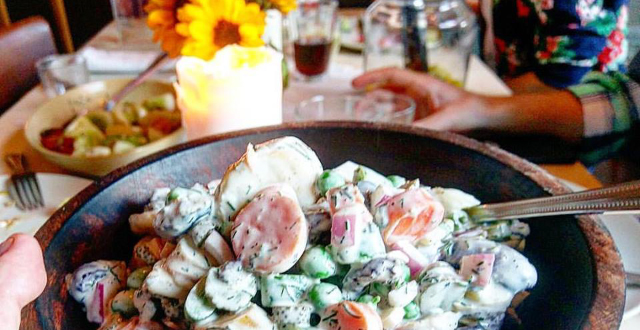 Mama Galina's Pop-Up Dining Experience Reinvents Russian Food in the Mission