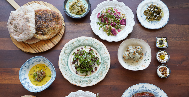 Where to Enjoy San Francisco's Growing Mediterranean Food Wave