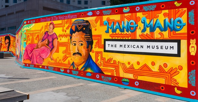The Mexican Museum in SF Set to House the Nation's Largest Latino Art Collection