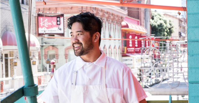 Local Chef Spotlight: Brandon Jew of Mr. Jiu's