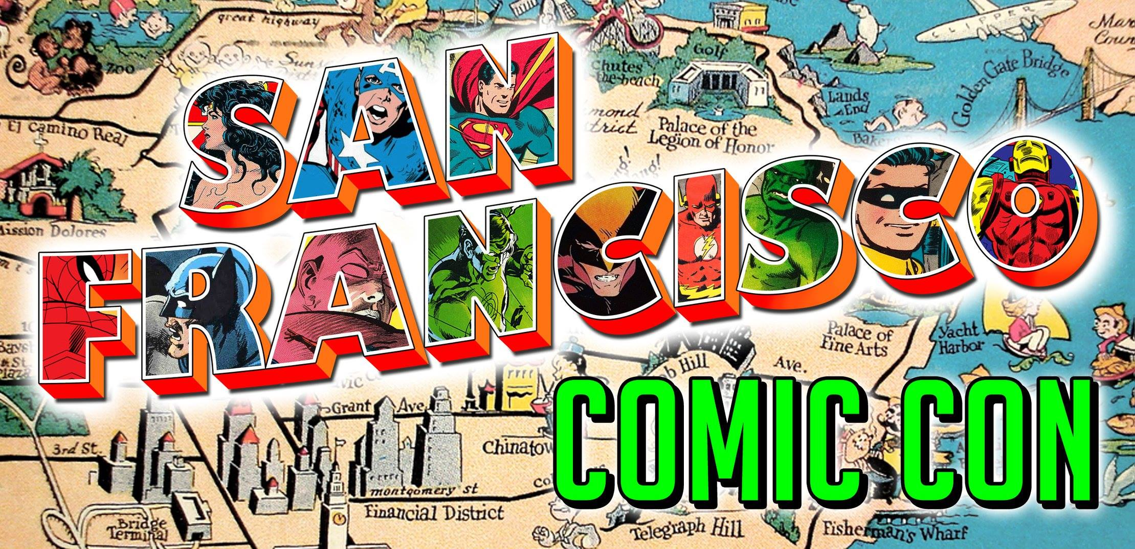 SF Welcomes Back Its First Large-scale Comic Convention in Five Years