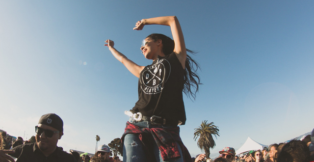 Photos: Dirtybird BBQ on Treasure Island