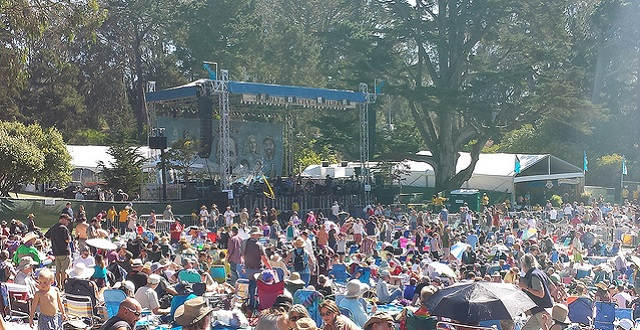 Hardly Strictly Bluegrass Festival: Full Lineup Announcement