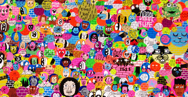Featured Artist Pacolli Talks Zines, Stickers and San Francisco