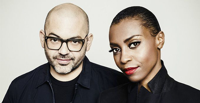 Skye and Ross of Morcheeba at The Regency