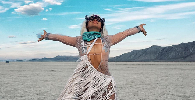50 Awesome Burning Man Instagram Photos