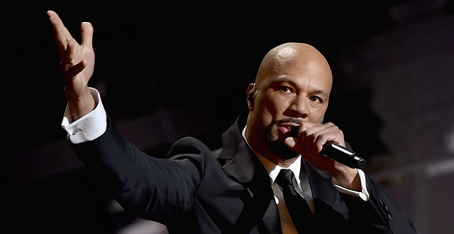 Rap Icon Common Playing Charity Concert at The Masonic in Support of 'Black Girls Code'