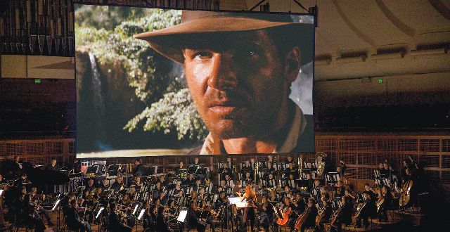 The SF Symphony's Film Series Returns