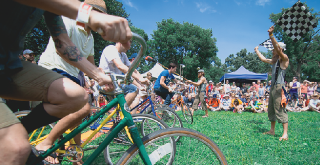 Tour De Fat Brings Together Beer & Bike Culture Enthusiasts