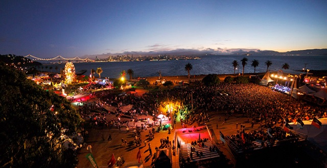 Daily Lineup Announced for Treasure Island Music Festival: Plus 12 Vids to Get You Amped