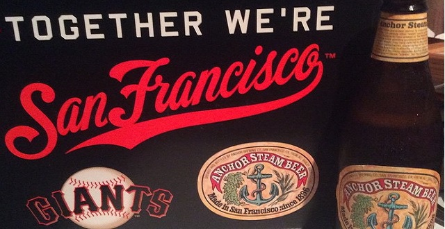 Anchor Brewing Bets on the Giants with New York Brewery, Plus Where to Watch Tonight's Wild Card Game
