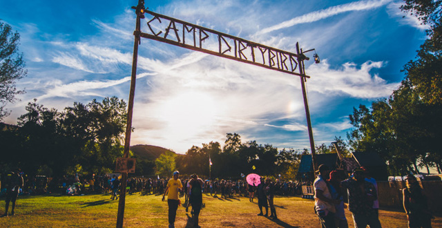 Dirtybird Family Brings the Bass for its Second Annual Campout