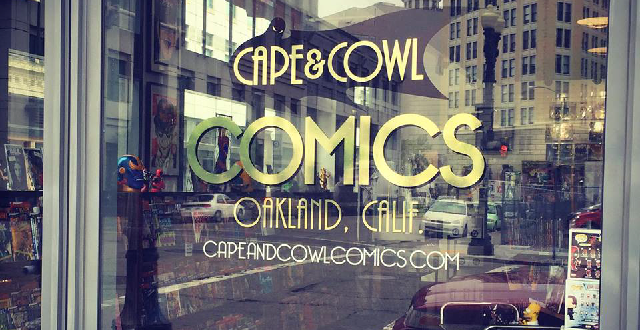 Oakland's Cape & Cowl Celebrates Local Comic Shop Day Alongside One Year Anniversary