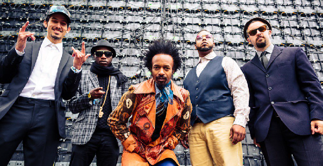Fantastic Negrito Keeps on Rolling With New Record & Tour with Temple of the Dog