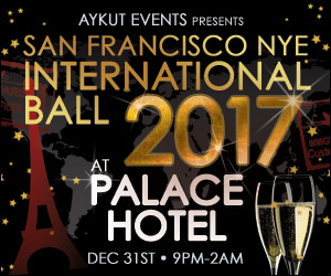 Palace Hotel Open Bar New Years Eve
