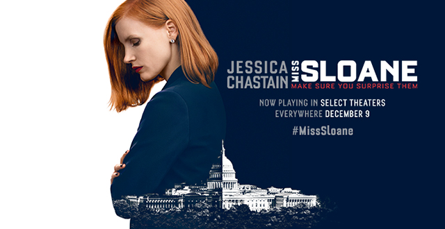 Get Tickets to the Film Screening for Miss Sloane