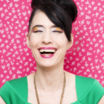 Kathleen Hanna Press photo by Chloe Aftel