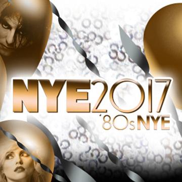 80s Nightclub San Francisco New Years 2017