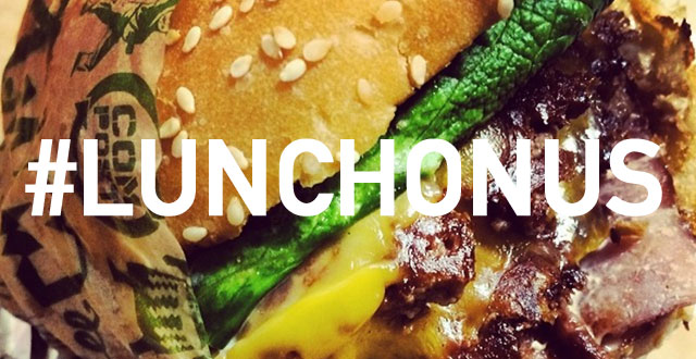 Lunch on Us: Super Duper Burgers