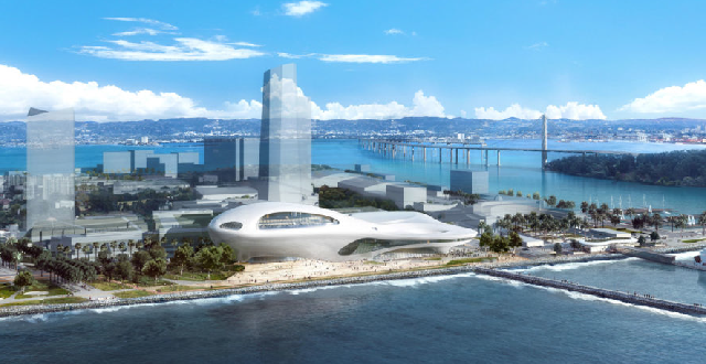 Lucas Museum's Future Home Will Be Los Angeles, Not Treasure Island