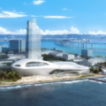 Proposed San Francisco site for the Lucas Museum