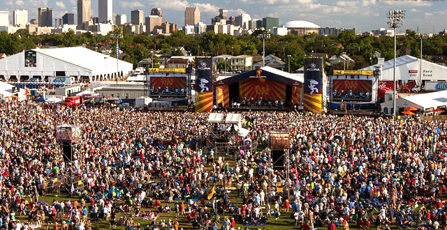 Jazz Fest 2017 Lineup Announced with Stevie Wonder, Lorde, Trey Anastasio and Over 150 Cuban Artists