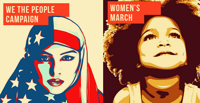 The Women's March in SF & Oakland: Where to Show Up, Donate, Get Posters & Find the 'Resist!' Newspaper