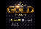 Gold at Clift Hotel
