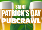 St. Patricks's Day PubCrawl