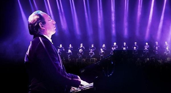 Hans Zimmer, a Grammy and Academy award-winning composer and record producer who produced soundtracks for 150+ films like The Lion King, Pirates of the Carribean, and Gladiator