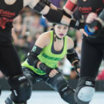 Dani of ShEvil Dead, Bay Area Derby FB, Photo: Michael Dunn