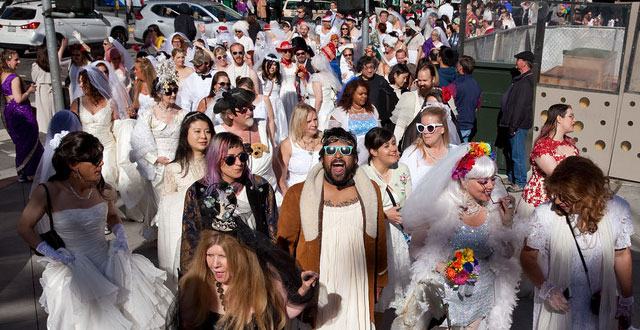 Photos: The Brides of March Gathering in San Francisco