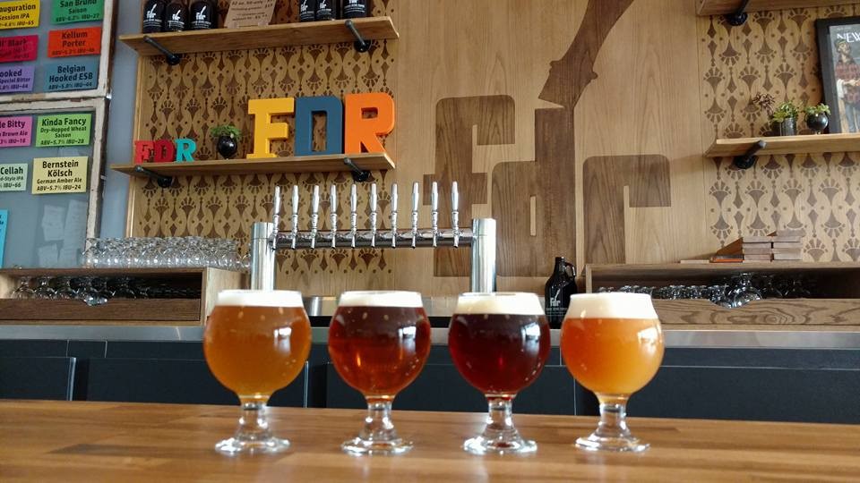 Local Biz Spotlight: Portola District's FDR Brewery